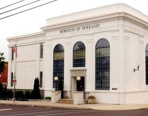 Perkasie Borough Hall